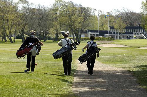 Golf in Zweden is jong en hip!
