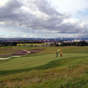 Golf Course Sokolov - Hole 12