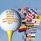 De beste golfer van de 12 provincien