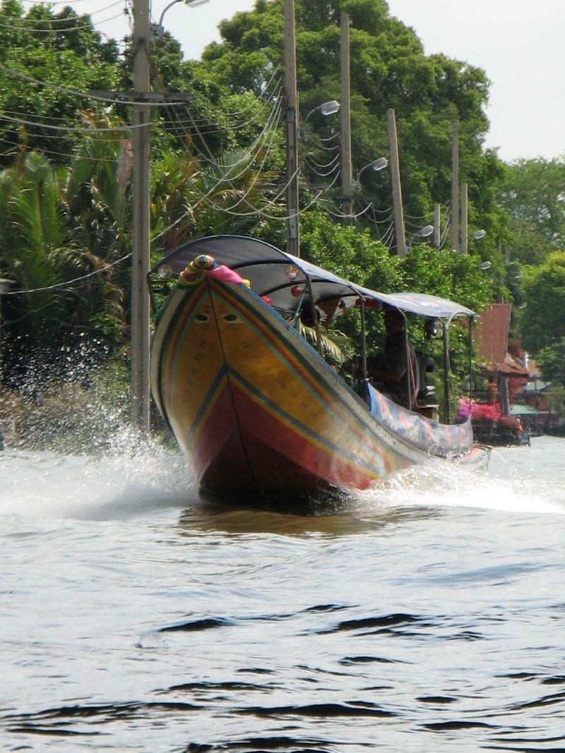 Even tot rust komen buiten Bangkok middels een uitstapje