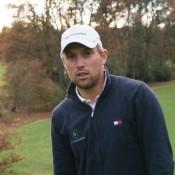 Golfer Floris de Vries beleefde moeizame dag op Leopard Creek