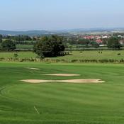 Golfclub Harz heeft een landelijk karakter met prettig brede fairways