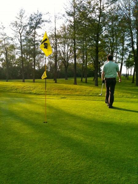 Golfen zonder GVB Golfbaan Spaarnwoude