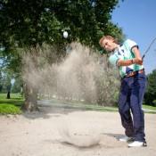 In welke toernooien van de PGA zal Joost dit jaar spelen?  (Foto: Pinhigh Golfwear)