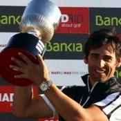 Lee Slattery wint in Madrid zijn eerste toernooi op de Europese Tour