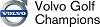 Maarten Lafeber en Robert-Jan Derksen spelen nog geen rol van betekenis european tour golf Volvo Golf Champions