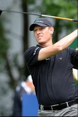 Weet Maarten Lafeber dit weekend zijn European Tour kaart 2011 veilig te stellen?