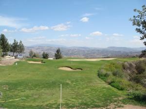 Minthills golf cyprus