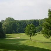 Golfbaan Rottebergen hole 17 afslag