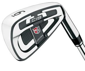 De Ci9 ijzers zijn geschikt voor golfers van elk niveau