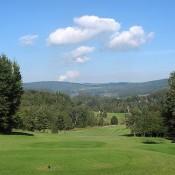 Op Ypsilon Golf Resort kan men genieten van wijdse uitzichten.