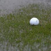 Floris de Vries komt op de eerste dag van het Sout African Open niet meer in actie, de baan is onbespeelbaar na zware regenval