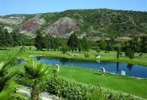 aphrodite hills cyprus golf course