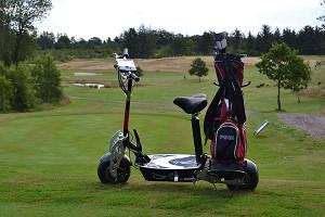 golfscooter