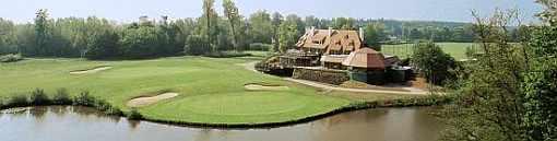 Palingbeek is een onbekende, maar zeker geen onaantrekkelijke golfbaan in het Belgische Ieper