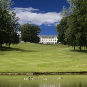 Golf chateau tournette